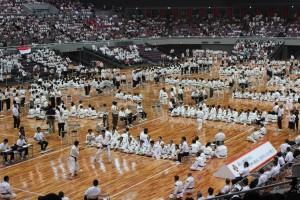 Taiikaï international 2013 au Japon (1)
