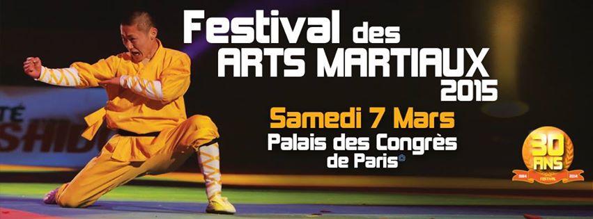 Festival des Arts Martiaux 2015