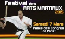 Festival des arts martiaux le 7 mars (billetterie)