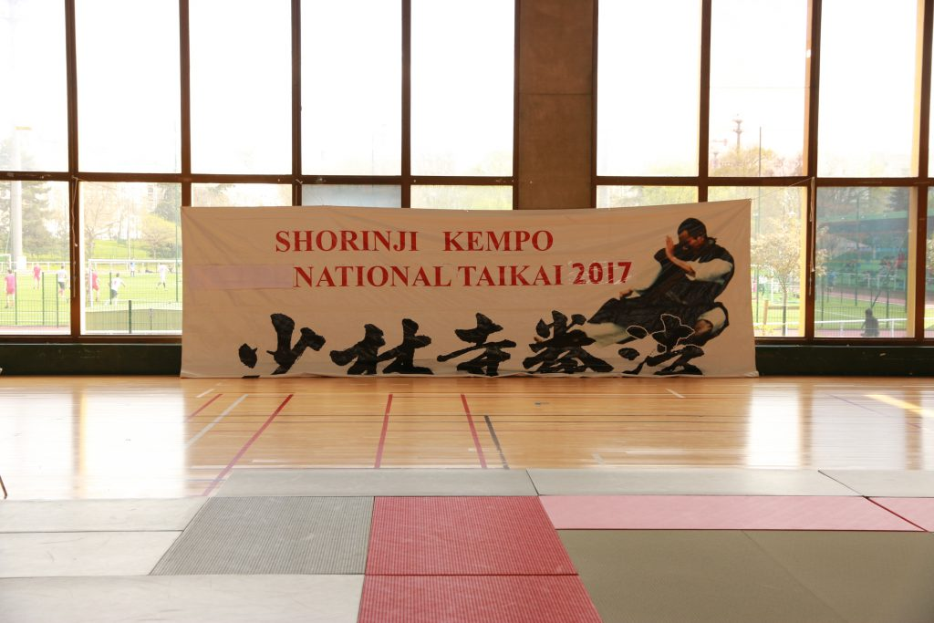 Shorinji Kempo - National Taikai 2017