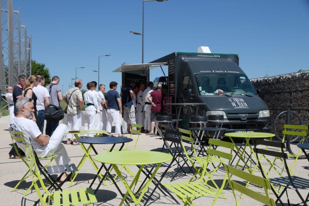 Le Camion du Vexin, le foodtruck cergypontain qui propose des produits locaux