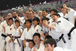 Taiikaï international 2013 au Japon (2)