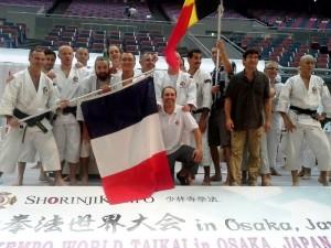 Taiikaï international 2013 au Japon (3)