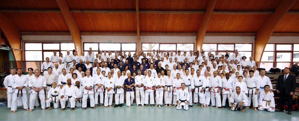 Stage des experts japonais 2016 - © Denis Boulanger/FFKDA